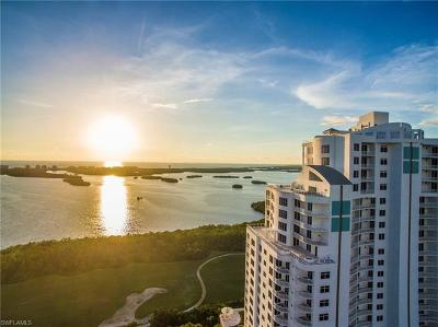 Seaglass At Bonita Bay Condo/Townhouse For Sale: 4971 Bonita Bay Blvd #PH 2205