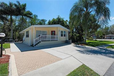 Goodland, Marco Island, Naples, Fort Myers, Lee Mobile/Manufactured For Sale: 4027 Crystal Lake Dr