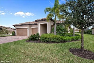 Estero Single Family Home Pending With Contingencies: 20095 Eagle Stone Dr