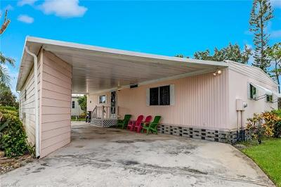Goodland, Marco Island, Naples, Fort Myers, Lee Mobile/Manufactured For Sale: 14 Le Mans Dr