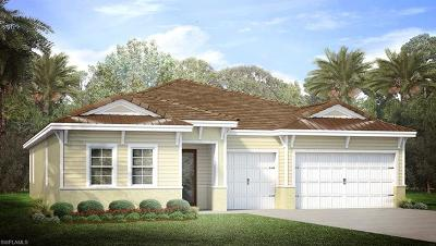 Naples Single Family Home For Sale: 14783 Windward Ln