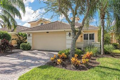 Naples Single Family Home For Sale: 3770 Cotton Green Path Dr
