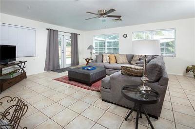 Naples Single Family Home For Sale: 3382 Dorado Way