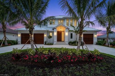 Royal Harbor Single Family Home For Sale: 1539 Marlin Dr