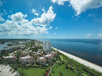 Naples Condo/Townhouse For Sale: 3991 Gulf Shore Blvd N #PH#102