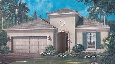 Cape Coral Single Family Home For Sale: 2631 Cayes Cir