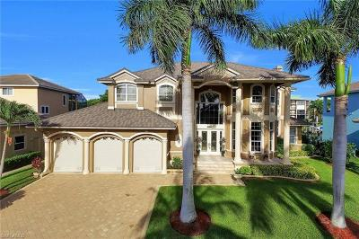 Marco Island FL Single Family Home For Sale: $2,150,000