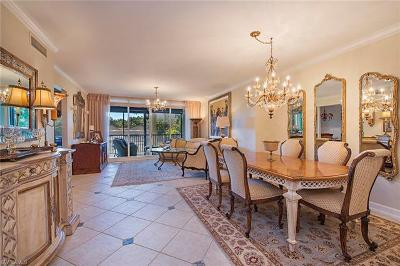 Naples Condo/Townhouse For Sale: 8720 Bay Colony Dr #103