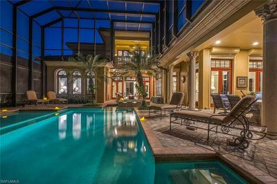 Single Family Home For Sale: 15220 Medici Way