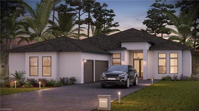 Naples Single Family Home For Sale: 6441 Livingston Woods Ln