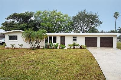 Bokeelia, Cape Coral, Captiva, Fort Myers, Fort Myers Beach, Matlacha, Sanibel, St. James City, Upper Captiva Single Family Home For Sale: 587 Sanford Dr