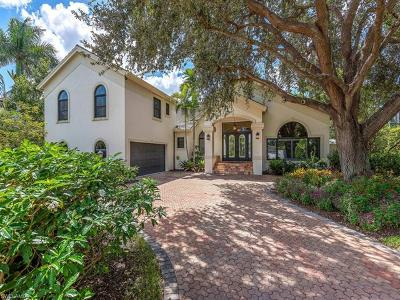 Single Family Home For Sale: 446 Rudder Rd