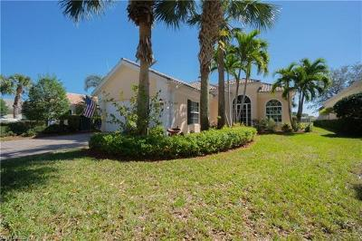Naples Single Family Home For Sale: 4636 Navassa Ln