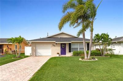 Naples Single Family Home For Sale: 807 98th Ave N