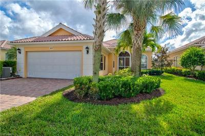 Naples Single Family Home For Sale: 8572 Alessandria Ct