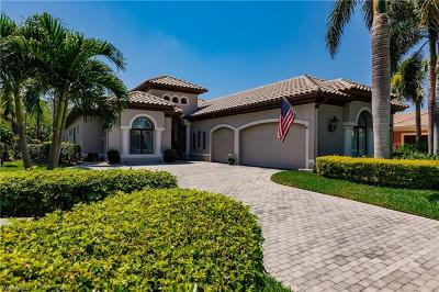 Estero Single Family Home For Sale: 11532 Amalfi Way