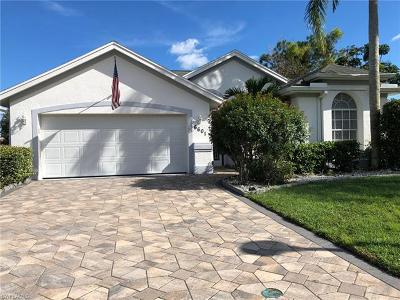 Naples Single Family Home For Sale: 6601 Cutty Sark Ln