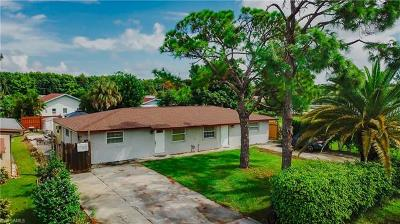 Goodland, Marco Island, Naples, Fort Myers, Lee Multi Family Home For Sale: 1089 Trail Terrace Dr