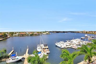 Marco Island Condo/Townhouse For Sale: 720 N Collier Blvd #602