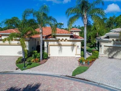 Collier County Condo/Townhouse For Sale: 8583 Chase Preserve Dr