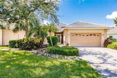 Naples Single Family Home For Sale: 7107 Falcons Glen Blvd