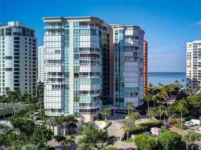 Naples Condo/Townhouse For Sale: 4255 Gulf Shore Blvd N #1201