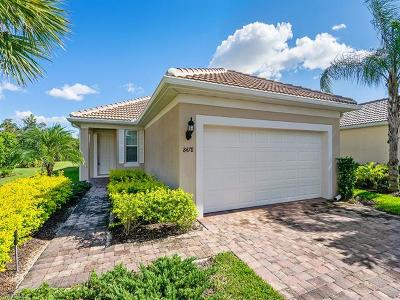 Naples Single Family Home For Sale: 8478 Karina Ct