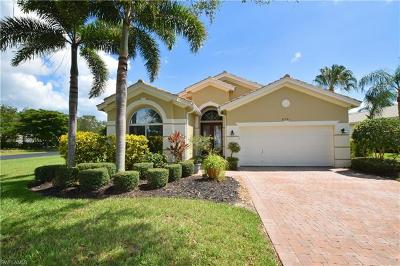 Lakes Of Estero Single Family Home For Sale: 21791 Sunset Lake Ct