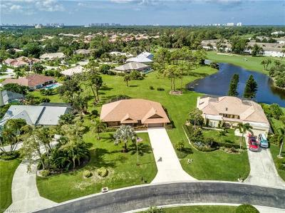 Naples Single Family Home For Sale: 2201 Regal Way