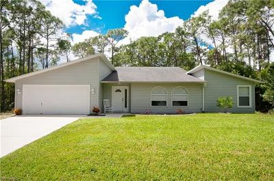 Bonita Springs Single Family Home Pending With Contingencies: 25084 Luci Dr