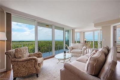 Condo/Townhouse Sold: 6361 Pelican Bay Blvd #703