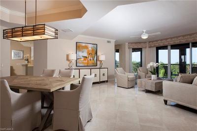 Naples Condo/Townhouse For Sale: 7225 Pelican Bay Blvd #401