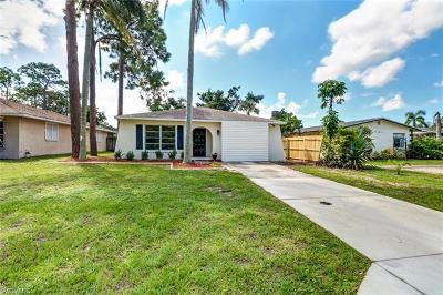 Naples Park Single Family Home For Sale: 776 110th Ave N