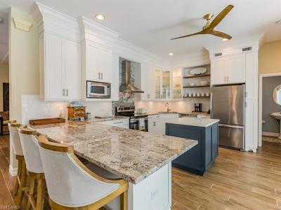 Marco Island Single Family Home For Sale: 761 Hernando Dr