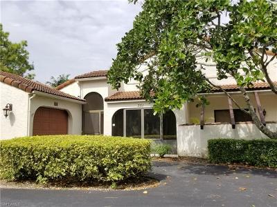 Naples FL Condo/Townhouse For Sale: $383,800