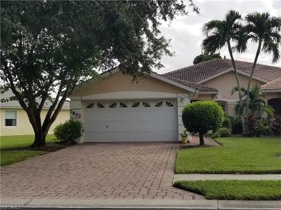 Naples Single Family Home For Sale: 7803 Berkshire Pines Dr
