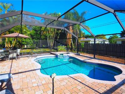 Naples Park Single Family Home For Sale: 622 93rd Ave N