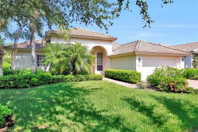 Naples Single Family Home For Sale: 8848 Mustang Island Cir