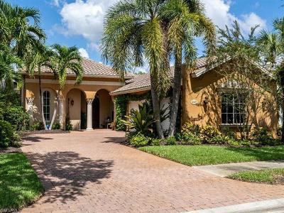 Naples Single Family Home For Sale: 3137 Terramar Dr