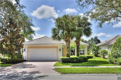 Naples Single Family Home For Sale: 3900 Valentia Way