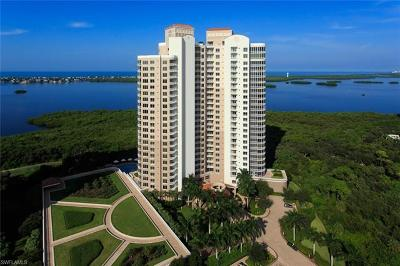 Bonita Springs Condo/Townhouse For Sale: 4851 Bonita Bay Blvd #504