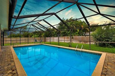Fort Myers Single Family Home For Sale: 17512 Fuchsia Rd