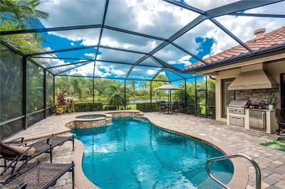 Naples Single Family Home For Sale: 9453 Italia Way