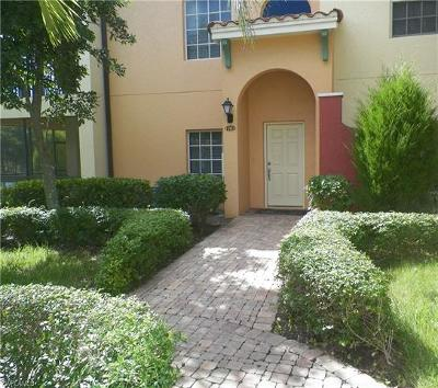 Estero Condo/Townhouse For Sale: 8621 Piazza Del Lago Cir #101