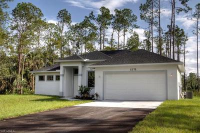 Naples FL Single Family Home For Sale: $359,900