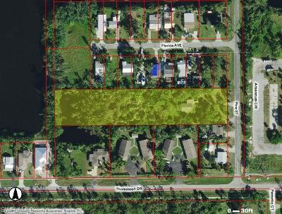 Naples Residential Lots & Land For Sale: 4750 Pine St
