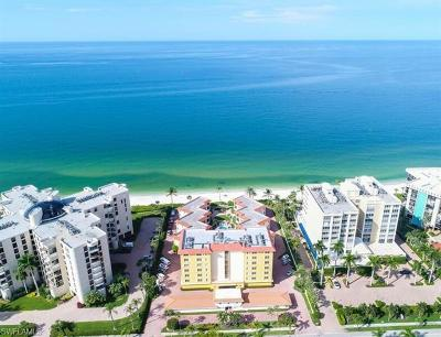 Condo/Townhouse For Sale: 3333 Gulf Shore Blvd N #102