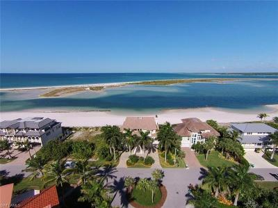 Marco Island Single Family Home For Sale: 162 South Beach Dr