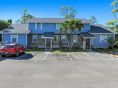 Fort Myers Condo/Townhouse For Sale: 6132 Lake Front Dr
