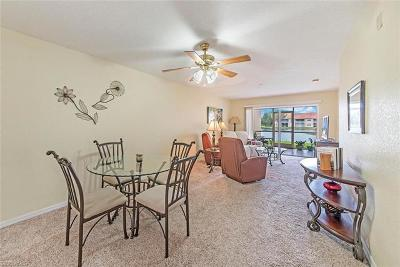 Bonita Springs Condo/Townhouse Pending With Contingencies: 26700 Rosewood Pointe Dr #106